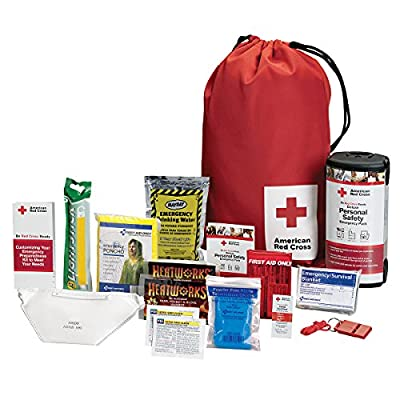 Pac-Kit by First Aid Only Deluxe Personal Safety Emergency Pack from Pac-Kit by First Aid Only