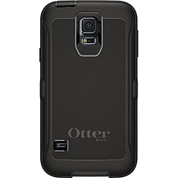 Otterbox Defender Case for Samsung Galaxy S5, Bulk Packaging - Black (Case Only)
