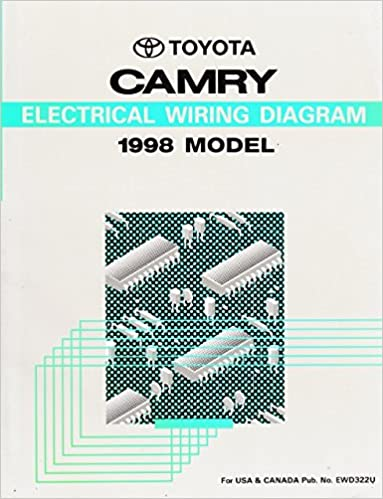 Peachy Toyota Camry 1998 Model Electrical Wiring Diagram Amazon Com Books Wiring Digital Resources Cettecompassionincorg