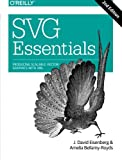 img - for SVG Essentials: Producing Scalable Vector Graphics with XML book / textbook / text book