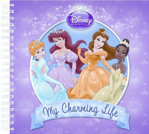 (Disney Princess: My Charming Life Scrapbook Kit)