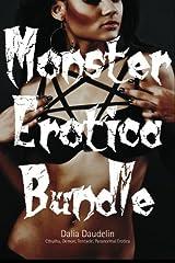 Monster Erotica Bundle (Cthulhu, Demon, Tentacle, Paranormal Erotica) Paperback