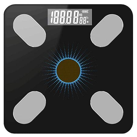 la mejor escala de peso que mide la grasa corporal