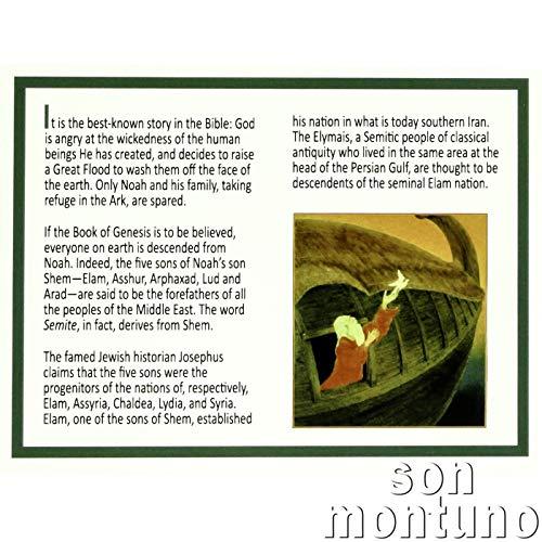 Book Of Genesis Coin Ancient Biblical Semitic Judaea Elymais