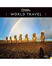 National Geographic: World Travel 2022 Wall Calendar