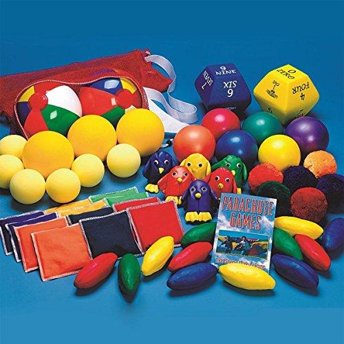 Parachute Accessories Easy Pack w/ 12' Parachute