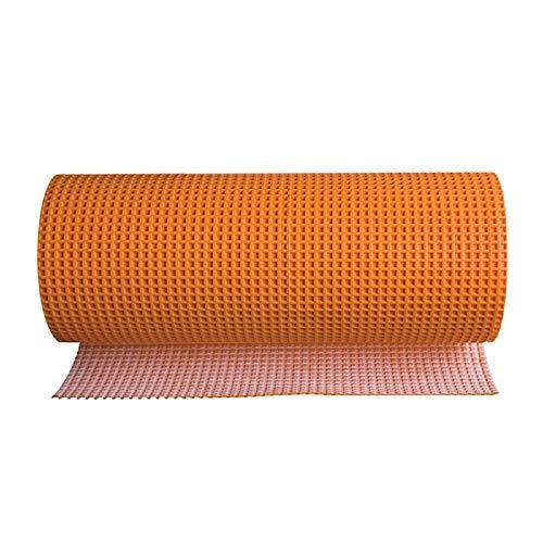 "Schluter Ditra XL Membrane 10 Square Foot 5/16"" Underlayment Prevent Tile Cracks"