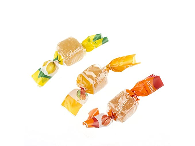 Leone - Cubifrutta - Gominolas con forma de dado - Cítricos: Amazon.es: Alimentación y bebidas