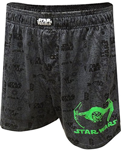 Star Wars Fighter Boxer Shorts