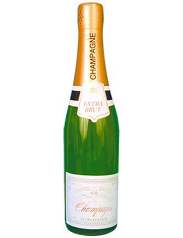 Bottiglie di champagne bottiglia 76,2 cm gonfiabile gonfiabile per party Decoration Prop or Pool Accessory