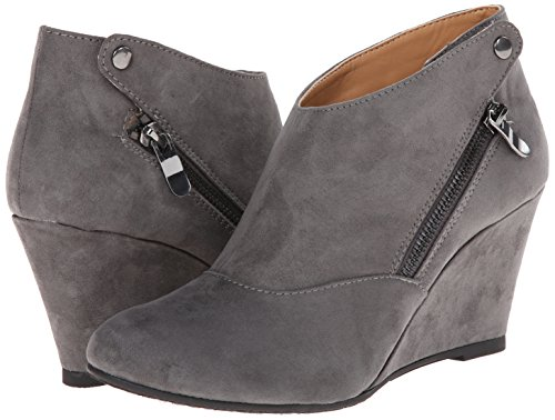 CL by Chinese Laundry Womens Valerie Wedge Bootie f7c1c78dd9