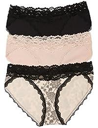 Jessica Simpson Maternity Bikini Panties (3 Pack)