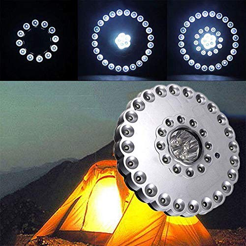 Hot Sale!DEESEE(TM)Tent Camping Lantern Outdoor Lighting Emergency Light With 41 LED Lamp 3 Mode ()