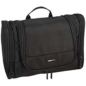 AmazonBasics Hanging Toiletry Kit