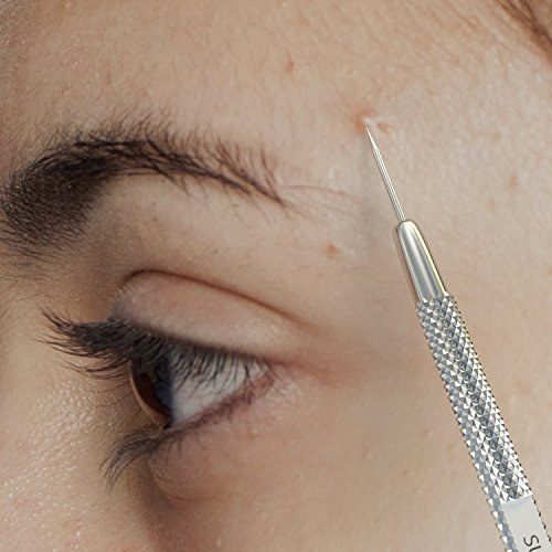 Suvorna Skinpal s35 Lancet for Whitehead Extractor Pimple Milia Pus