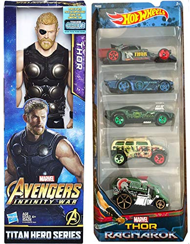 Thor Action Figure Titan Hero Series 12