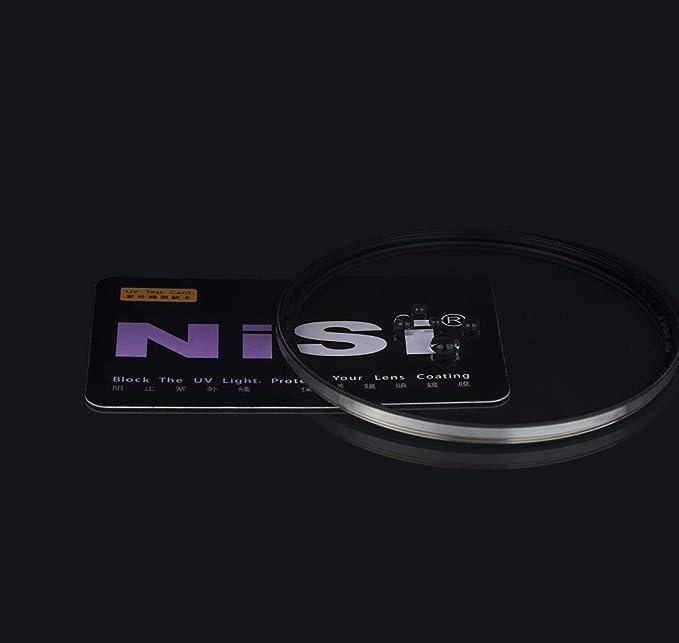 77mm NiSi NIR-TI-UV395 Titanium Nano UV Cut Filter