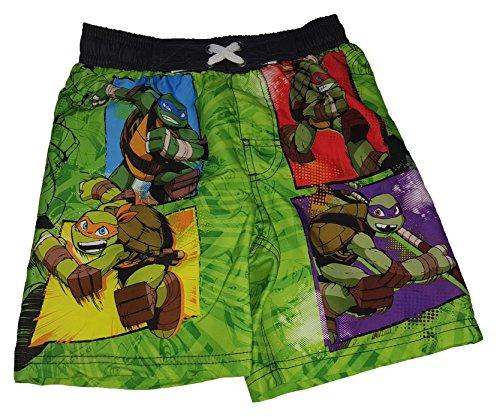 ninja turtle board shorts - 2