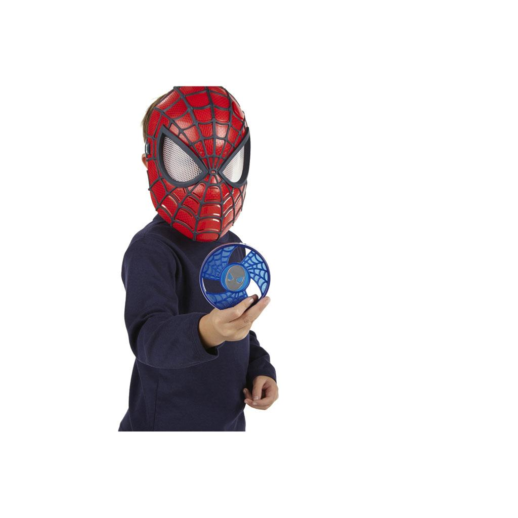 Suitable for kids #1 The Amazing Spider-Man 2 Movie Spider Vision Mask Helmet