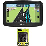 TomTom VIA 1625TM 6' Touchscreen GPS Navigation Device Lifetime Maps w/Dash Mount