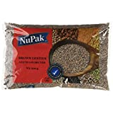 Nupak Brown Lentils, 900 g
