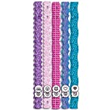 Text Cool Lovely Lacey Bracelet Kit - Works with Text Cool Bracelet Maker (Not Included)