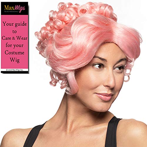Trapeze Gibson Girl Acrobat Color Pink -
