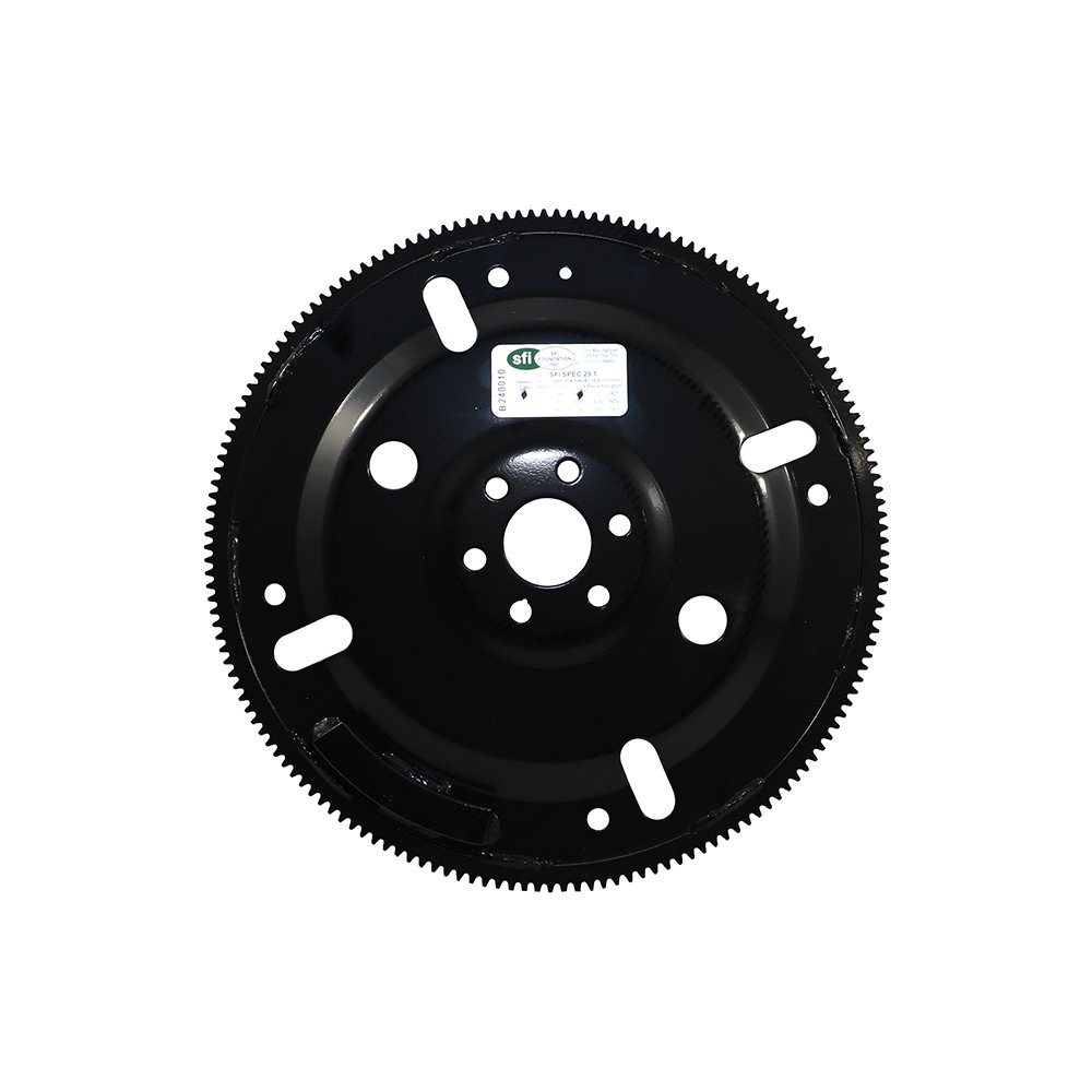 Assault Racing Products FP302E SFI for Small Block Ford 28oz External Balance 164 Tooth SFI Flexplate SBF 289 302 351W