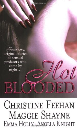 Hot Blooded - Book #13.5 of the Dark
