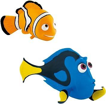 Bullyland Disney Pixar Finding Dory Figura 2 Pack – Nemo y Dory ...
