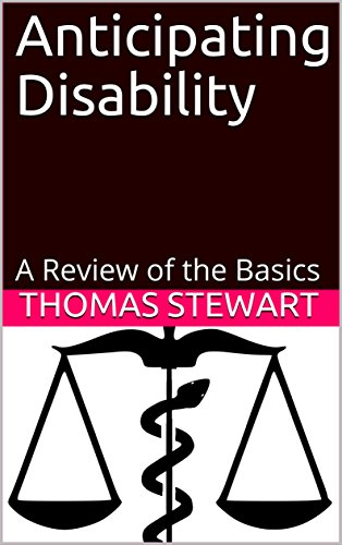 Anticipating Disability: A Review of the Basics ()