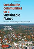 img - for Sustainable Communities on a Sustainable Planet: The Human-Environment Regional Observatory Project book / textbook / text book