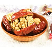Healthy Snack Red Dates with Unshelled Walnuts Filling 500g (17.6oz)