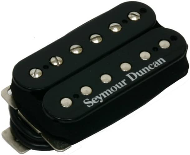 Seymour Duncan SHPG1 Pearly Gates Humbucker Pickup Neck, Black