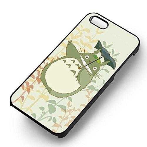 Unique My Neighbour Tape pour Coque Iphone 5 or Coque Iphone 5S or Coque Iphone 5SE Case (Noir Boîtier en plastique dur) F6T6XU