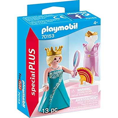 PLAYMOBIL 70153 Special Plus Princess with Doll Multi-Coloured: Toys & Games