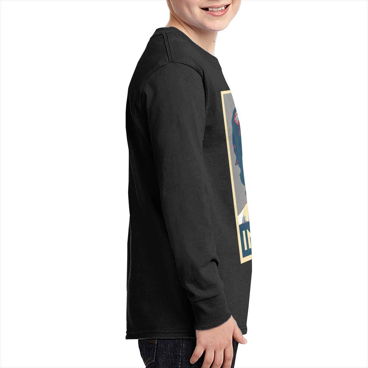Youth Imagine-Jo-hn Long Sleeves Shirt Boys Girls