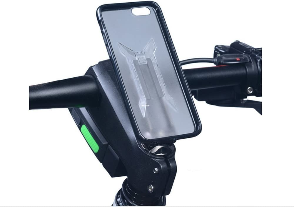 iPhone 7 /& iPhone 8 Bike Phone Mount with Riding Case,Mountain Bike,Bicycle Stemcap Cell Phone Holder Cradle with Riding Cycling Case for Apple iPhone 7 /& iPhone 8 4.7 2016 2017 Version