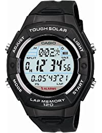 CASIO watch SPORTS GEAR sports gear runners model tough solar lap / split up 120 books time memory LW-S200H-1AJF mens watch
