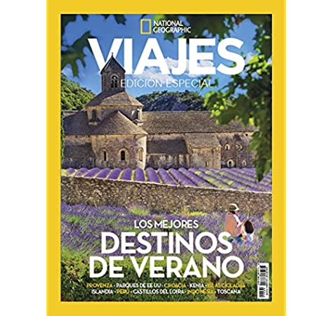 Extra National Geographic Viajes Nº 14 Agosto.