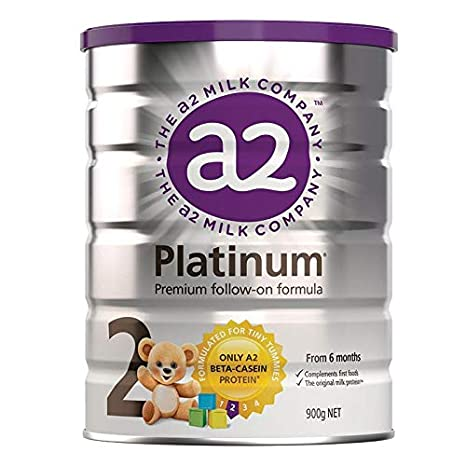 A2 Platinum Premium Follow On Formula Stage 2 Amazon In Baby