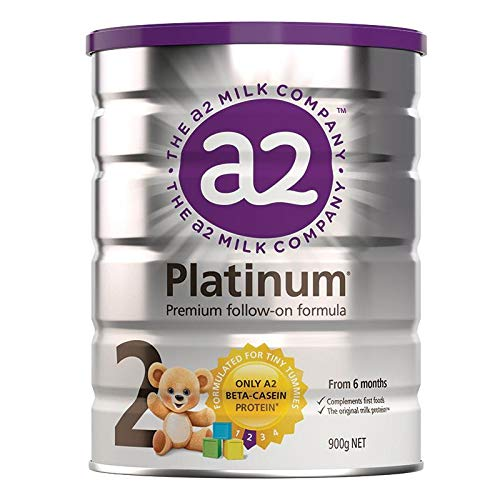 a2 Platinum Baby Formula (Follow-on) (Best Baby Formula Australia)