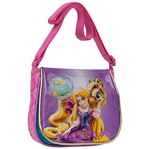 Disney Morado Infantil Bandolera Rapunzel 7575401 qOqwga