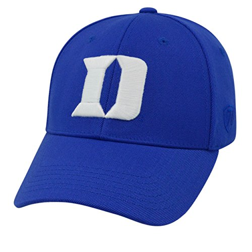 Top of the World NCAA-ACC Conference-Premium Collection-OneFit-Memory Fit- Size: L/XL-Duke (Duke Blue Devils Fabric)