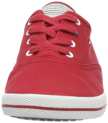 Tommy femme Red Hilfiger Rouge Tango 611 Victoria 1d Rot basses Cx7OSwTCrq