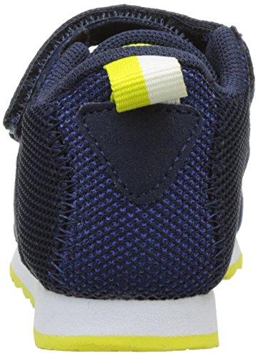Lacoste Unisex-Kinder L.Ight 117 1 SPI Nvy/Blu Bässe, Marine Mehrfarbig (Nvy/blu)