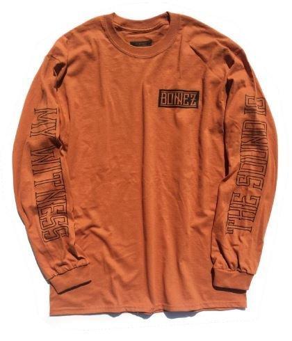 XLサイズ THE BONEZ ロング Tシャツ オレンジfact 10-FEET PIZZA OF DEATH PTP rize Pay money To my Pain wanima 雷図 SUBCIETY ZEPHYRENの商品画像