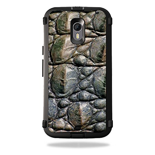 Skin Decal Wrap for OtterBox Defender Moto X Pure Edition Gator Skin