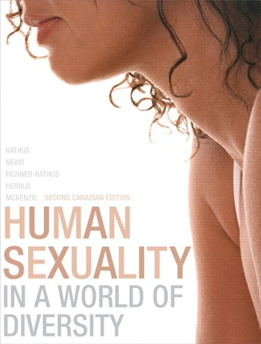 Human Sexuality in a World of Diversity, Second Canadian Edition (2nd Edition)