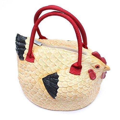 ویکالا · خرید  اصل اورجینال · خرید از آمازون · Rubber Chicken Purse - The Hen Bag Handbag wekala · ویکالا